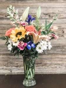 $50 Flowers Option